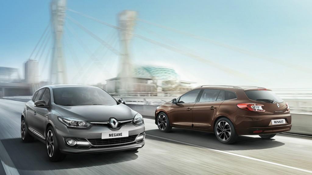 Renault Megáne