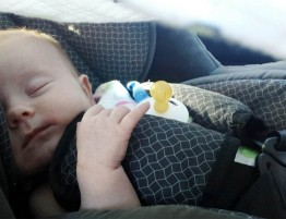Sillas de coche para niños y bebés