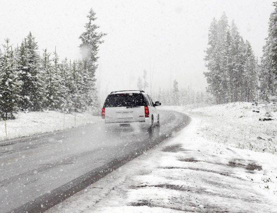 Se acerca el invierno... Y debes estar preparado para conducir con nieve